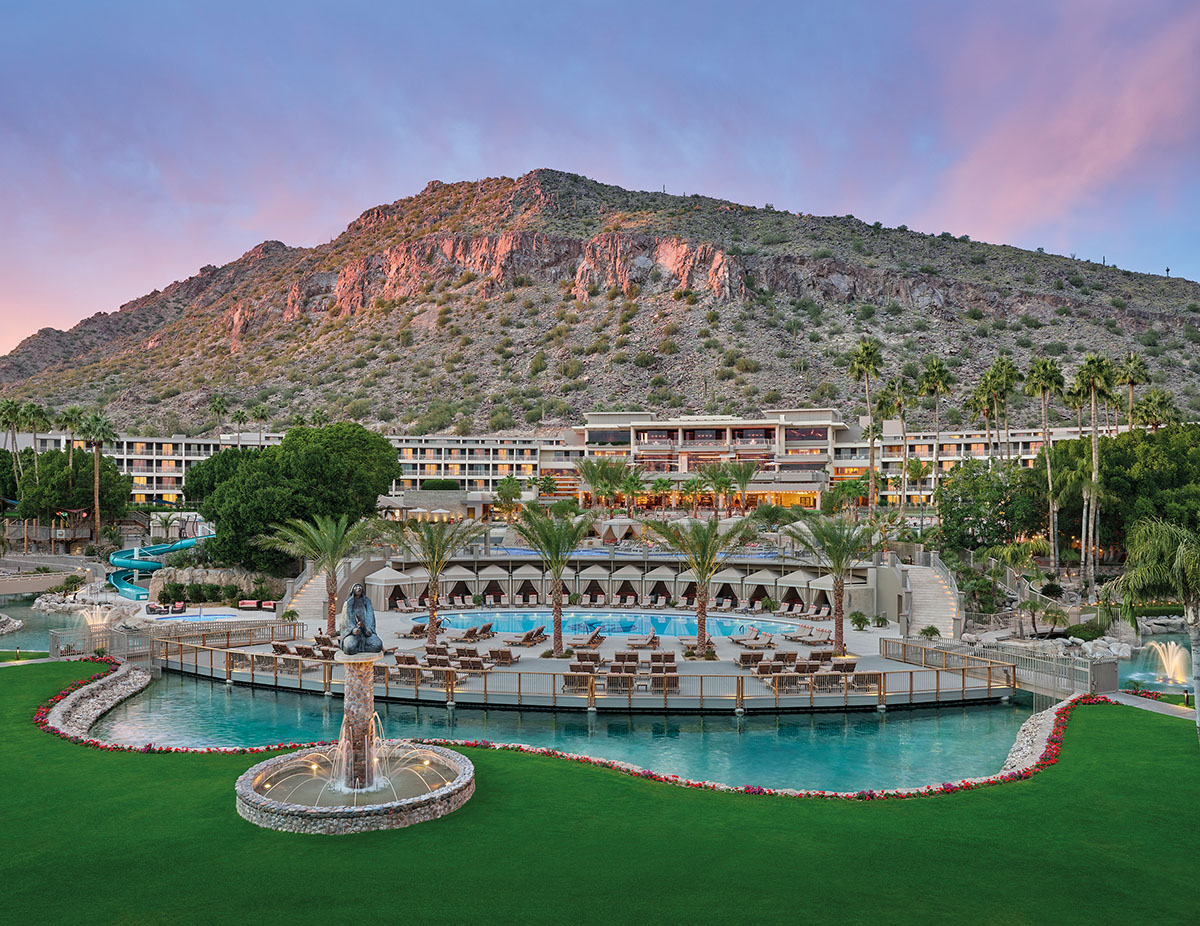The Phoenician ResortScottsdale, Arizona
