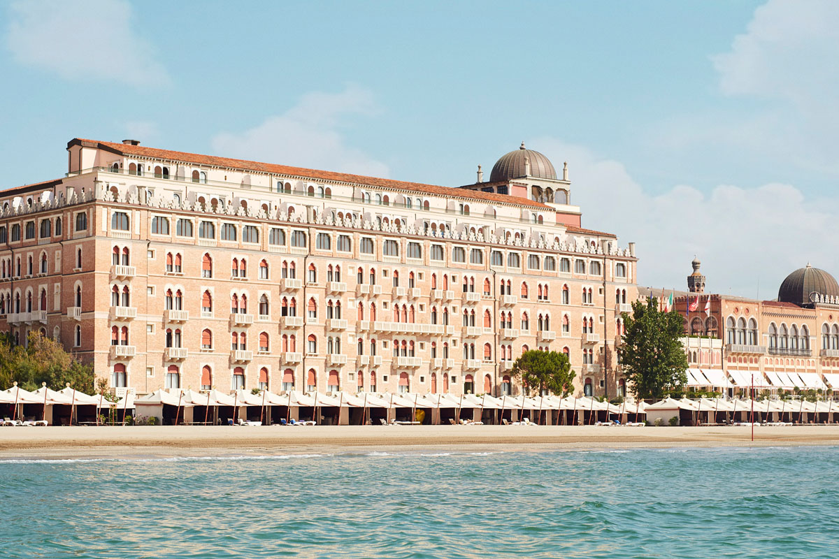 hotel excelsior venice lido