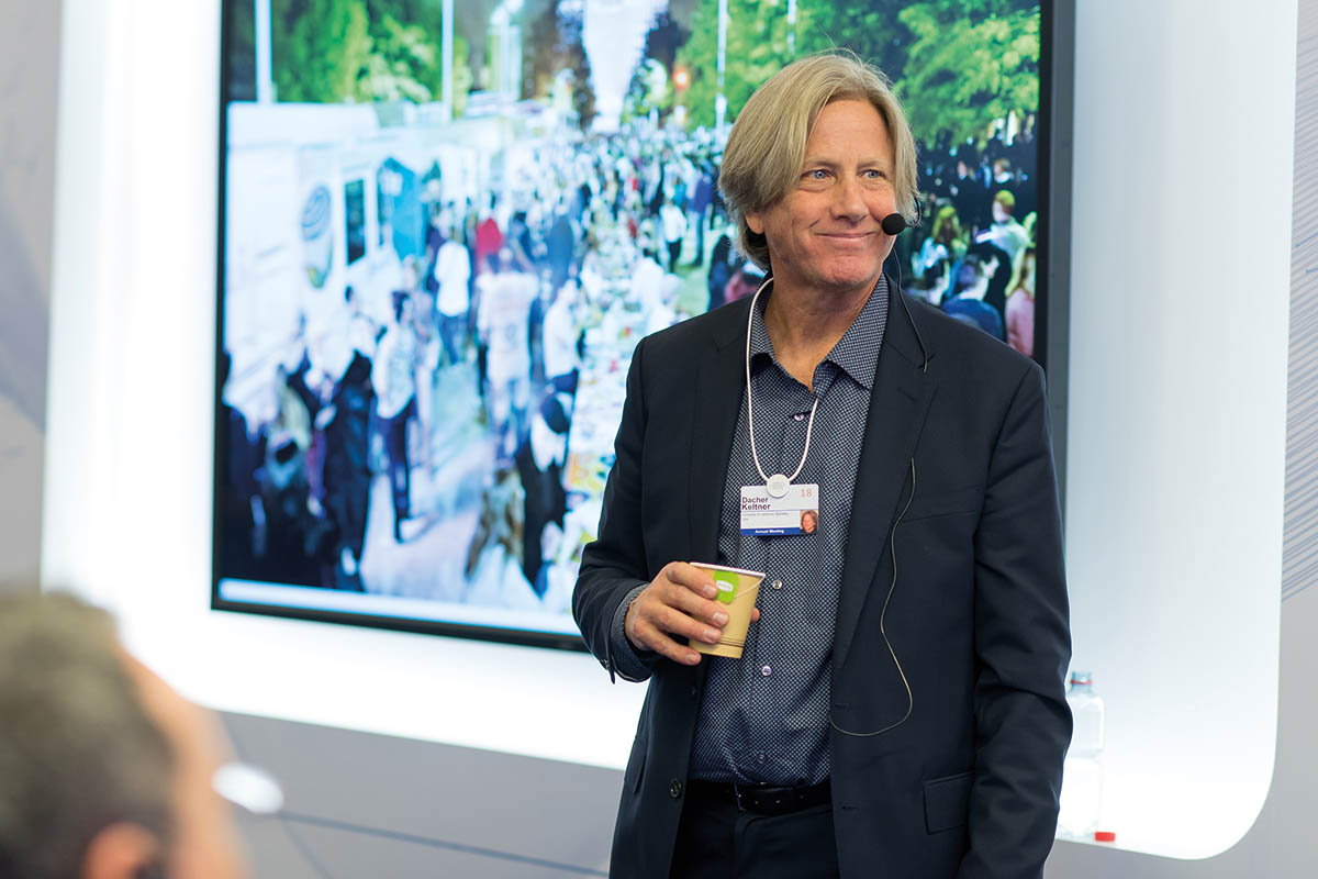 Dacher Keltner, Professor of Psychology, University